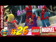 LEGO Marvel Super Heroes Parte #26 - Walkthrough