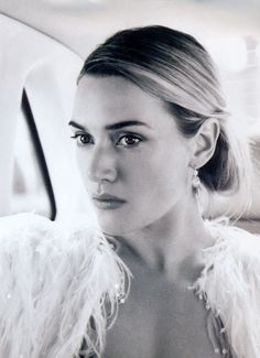 Kate Winslet photographed by Mario Testino