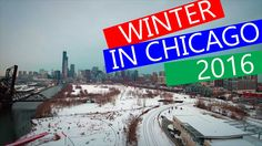 Winter in Chicago 2016