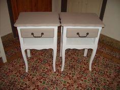 Tables de chevet - aprés - Vous avez relooké un meuble ? Montrez-nous.