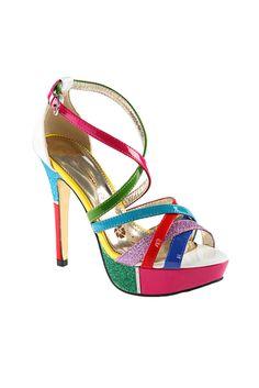 Vrolijke schoenen!
