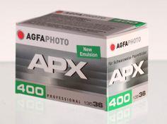 AGFAPAN 400 135/36 - nuova emulsione  www.fotomatica.it   info@fotomatica.it