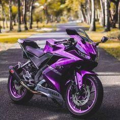Cars Discover Ideas street bike aesthetic for 2019 Yamaha Motos Yamaha Yamaha Bikes Cool Motorcycles Honda Purple Motorcycle Motorcycle Bike Motorbike Girl Custom Sport Bikes Purple Motorcycle, Futuristic Motorcycle, Motorcycle Bike, Women Motorcycle, Bmx Bicycle, Yamaha Bikes, Cool Motorcycles, Triumph Motorcycles, Motorcycles For Women