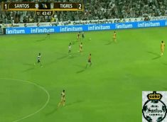 Santos Laguna Gol de Peralta vs Tigres