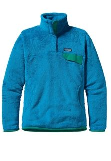 Patagonia Womens Re-Tool Snap-T Pullover Multiple Colors Available