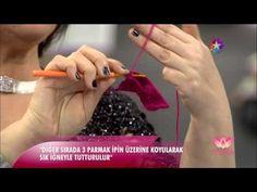 ✿ ❤ Tülin İriş - çeşitli örgü modelleri (star tv - melek programı)  25 ARALIK 2014