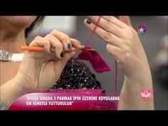 ✿ ❤ Tülin İriş - çeşitli örgü modelleri (star tv - melek programı)  25 ARALIK 2014 Iris, Knitted Baby Clothes, Crochet Videos, Baby Knitting, Make It Yourself, Pattern, Youtube, Country, Ganchillo