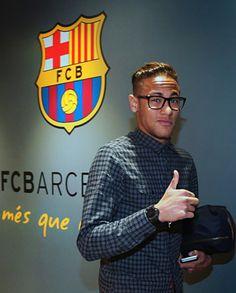 Sport Hairstyles Soccer Neymar Jr 19 New Ideas Good Soccer Players, Football Players, Fc Barcelona Neymar, Neymar Jr, Lionel Messi, Plein Air, World Cup, Sexy Men, Guys