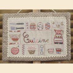 Panneau de porte - Cuisine so cute♡♡♡