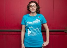 """""""Let Go"""" - Threadless.com - Best t-shirts in the world"""