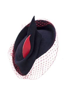 Felt Hat - Kitty