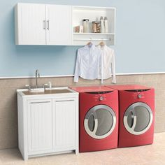 Costco Acrylic Utility Sink and Cabinet 290 RedFlagDealscom