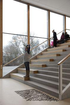 Panta Rhei College - beautiful stair