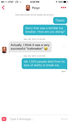 Titanic, a good icebreaker? Browse new photos about Titanic, a good icebreaker? Most Awesome Funny Photos Everyday! Because it's fun! Pick Up Line Jokes, Tinder Pick Up Lines, Pick Up Lines Funny, Funny Relatable Memes, Funny Texts, Funny Quotes, Titanic, Penny Dreadful Quotes, Funny Ice Breakers