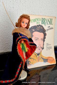 Boneca Susi Susi D.Pedro I
