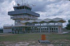 Ubon TH Tower - 1965 http://usafflightcheck.com  https://www.facebook.com/USAF.Flight.Check