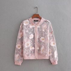 SHIPPING INFORMATION:<br /><br />Express Shipping:<br />Estimated Delivery Time: days (ships out within 6 business days).<br /><br />Standard Shipping:<br />Estimated Delivery Time: days (ships out within 7 business days) Fall Fashion Outfits, Trendy Outfits, Dress Over Pants, Embroidered Bomber Jacket, Summer Jacket, Floral Jacket, Jackets For Women, Clothes For Women, Sweatshirts
