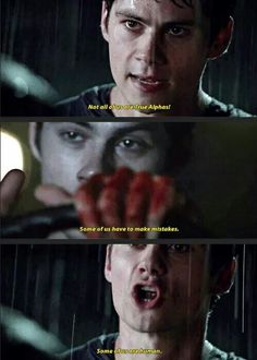#TeenWolf #Season5 | it's killing me. I can't handle this shit!! Stiles :( </3 | after episode 5 this makes sense and I can't stop crying :'(