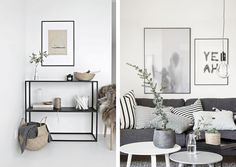 Scandinavian interiors with natural materials - Top 10 tips for adding Scandinavian style to your home Scandinavian Interior Design, Scandinavian Home, Decor Interior Design, Interior Styling, Interior Decorating, Decorating Ideas, Decor Ideas, Retro Home Decor, Home Decor Styles