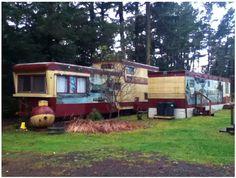 Vintage Travel Trailers | Sou'wester Lodge