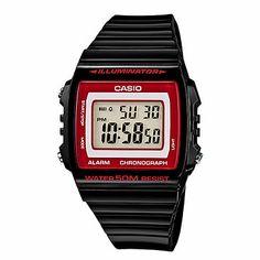 Casio Collection W-215H-1A2VEF horloge (goedkoopste NL & BE) | Casio retro horloges bij Kish.nl , Voordelig en snel in huis!