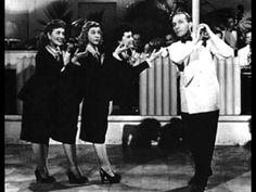Bing Crosby & the Andrews Sisters- Mele Kalikimaka. Alo-HA! Fav Christmas song!