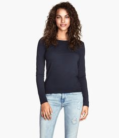 Need a plain black long sleeve t like this (H&M), size small