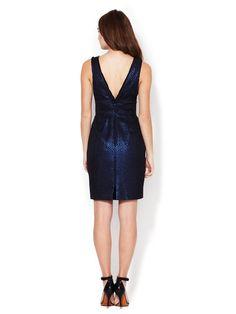 Tweed Cut Out Front Dress by Z Spoke Zac Posen at Gilt
