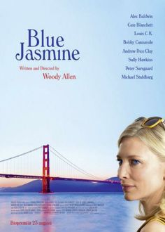 Oscar palkittu Blue Jasmine