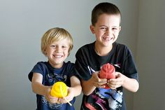 All for the Boys - Crafts + activities for boys!