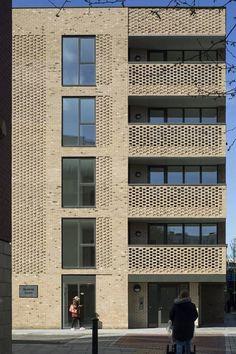 Modern Brick Facade Google Search Brick In Architecture Pinterest Mor