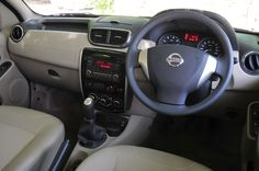 #Nissan #TerranoInterior - Shakti Nissan