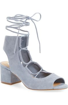 272b7a6529d Steve Madden Admire Block Heel Sandal (Women) available at  Nordstrom Suede  Sandals