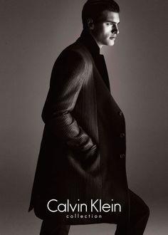 Matthew Terry face of Calvin Klein  FW13-14 campaign