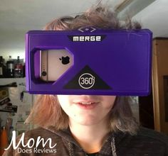 Merge VR Virtual Reality Goggles, the only VR goggles that work on both iOS and Android platforms, are the gift for the techies or early adopters for Valentine's Day. The Merge VR Goggles turn your iOS or Android smartphone into an immersive virtual...