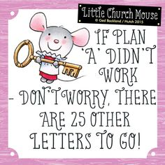 Little Church Mouse is on a mission - A mission to spread love and Christian values through humor. Giving a free smile to everyone, everywhere, every time.