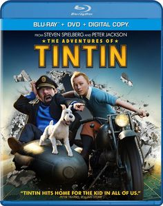 Own It Now (Click On The Image) - The Adventures of Tintin (2011)