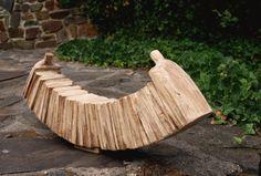 WE HAVE IT BEFORE US, oak, 8 x 22 x 52 cm / MÁME TO PŘED SEBOU, dub, 8 x 22 x 52 cm / Viva wood art