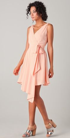 another cute bridesmaid dress option - GET THIS LOOK NOW ONLY AT www.shopbop.com/?extid=affprg-7101999