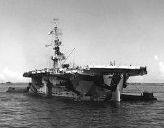 USS Ommaney Bay (CVE-79) 1944.