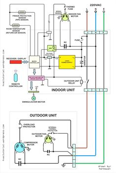 150 Best Lennox Conservator III G16XQ4-75-3 Wiring Diagrams ... Old Ducane Air Conditioner Wiring Diagram on