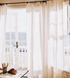 Image about summer in ✧ tan beauts by 𝓷𝓪𝓽𝓪𝓵𝓲𝓮 Coastal Homes, Coastal Living, Fallen Too Far, Room Goals, Living Furniture, White Decor, Humble Abode, House Rooms, Bungalow