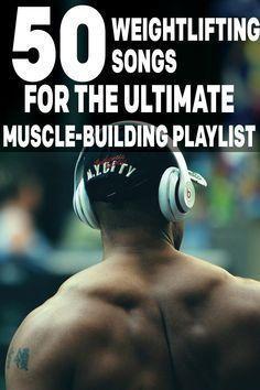 intense workout music