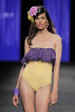 Calima en Swimwear Fashion Week Gran Canaria Moda Cálida 2015 - Ediciones Sibila (Prensapiel, PuntoModa y Textil y Moda)