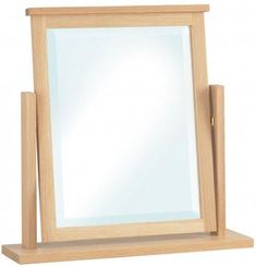 Corndell Nimbus Swivel Mirror 1242 - Available in 4 finishes at £162.00