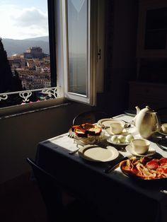 italian easter breakfast
