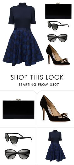 """""""Outfit Idea by Polyvore Remix"""" by polyvore-remix ❤ liked on Polyvore featuring moda, Charlotte Olympia, Jimmy Choo, Chloé y Lattori"""