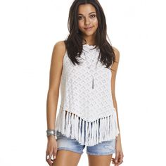 hey soul sister tanktop LIGHT CHALK