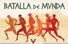 Batalla de Munda, sponsored by VIVOBAREFOOT