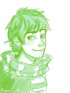 Hiccup at Hogwarts